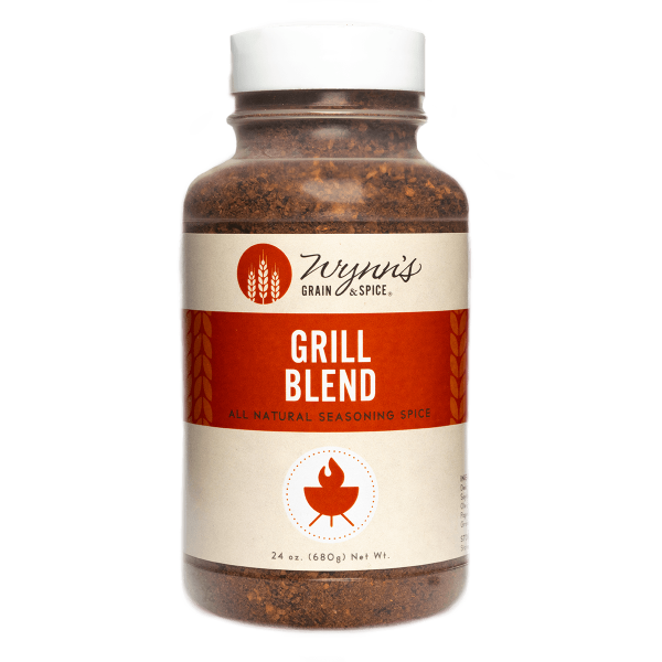 All Natural Grill Blend
